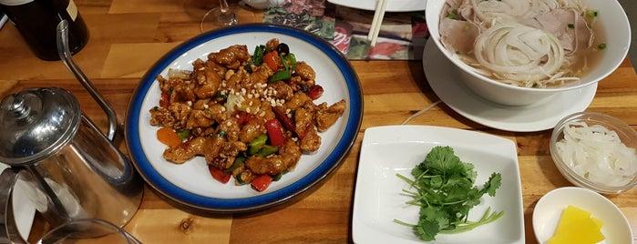 아시안테이블 Asian table - asian cuisine is one of EunKyu 님이 저장한 장소.