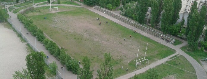 "Стадион ""Русановец"" is one of Locais curtidos por Anna."
