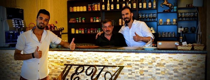 Meya Cafe & Restaurant is one of Yalova.