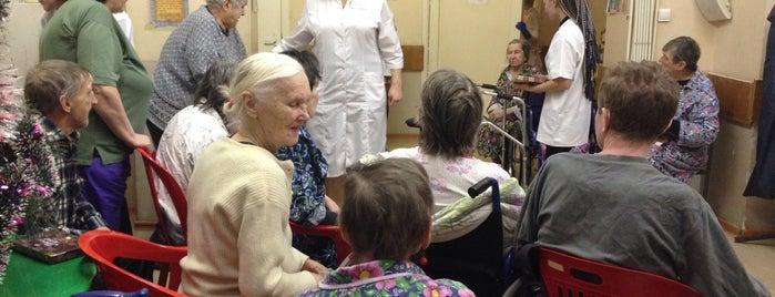 Городская больница №8 is one of VANICH' clients.