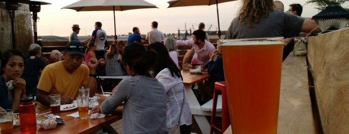 Rooftop Brewing Company is one of Seattle + Portland Fall 2015.