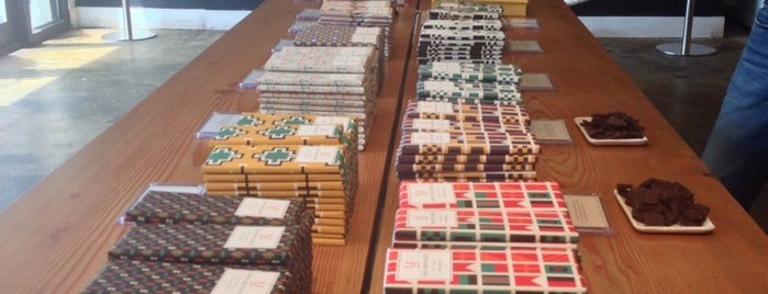 Mast Brothers Chocolate Factory is one of NYC Dessert.