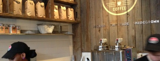 Jack's Stir Brew Coffee is one of Sarah 님이 좋아한 장소.