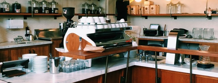 Sightglass Coffee is one of Coffee Roasters in SF 2019.