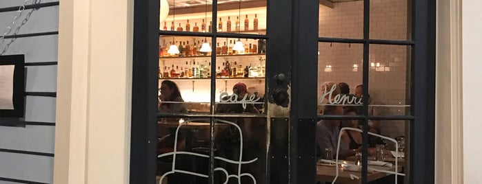 Cafe Henri is one of AKBさんのお気に入りスポット.