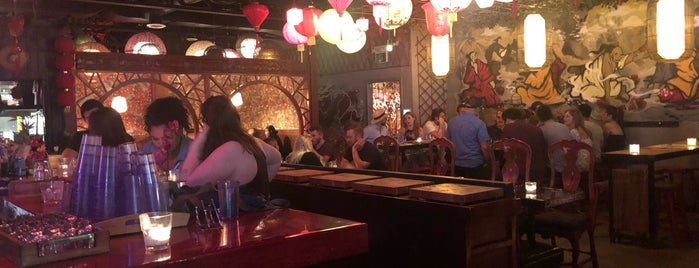 Big Trouble is one of Top 21 Bars for Dancing by Neighbourhood.