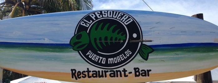 El Pesquero is one of Puerto Morelos.