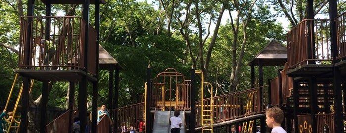 New Fort Greene Playground is one of 300 ASHLAND.