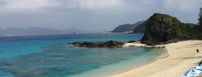 Furuzamami Beach is one of めんそーれ沖縄 CI之指南書 I love Okinakwa♪.