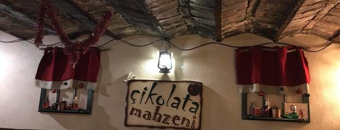 Çikolata Mahzeni is one of Locais salvos de Onur.