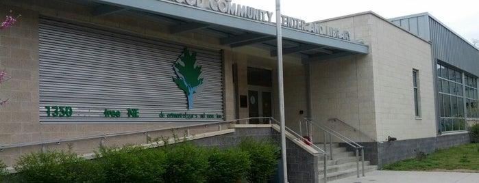 Deanwood Recreation Center is one of Locais salvos de Ivonna.