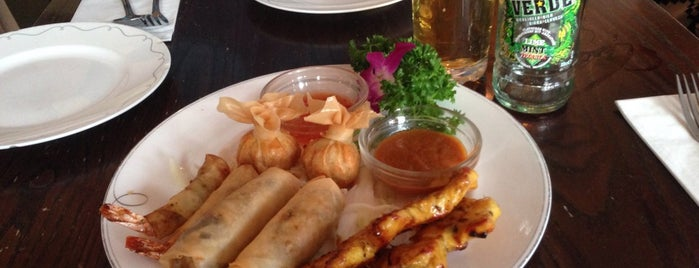 Thai Corner Cafe is one of London Scrapbook.