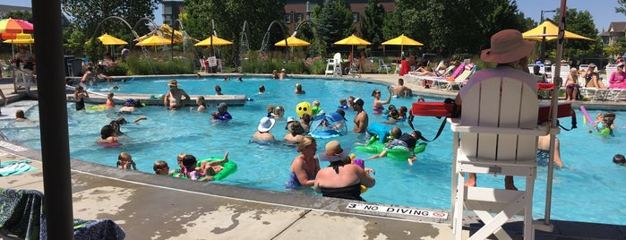 Puddle Jumper Pool is one of Stapleton Recreation & Outdoors.