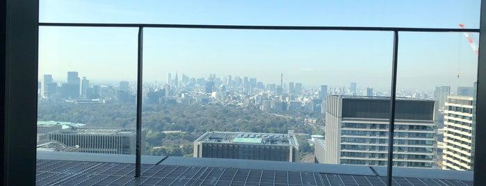 Aman Tokyo is one of tokyo.