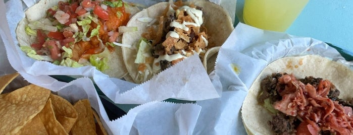 White Duck Taco is one of Memorable.