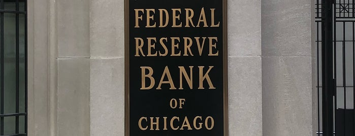Federal Reserve Bank of Chicago is one of สถานที่ที่ Brandon ถูกใจ.