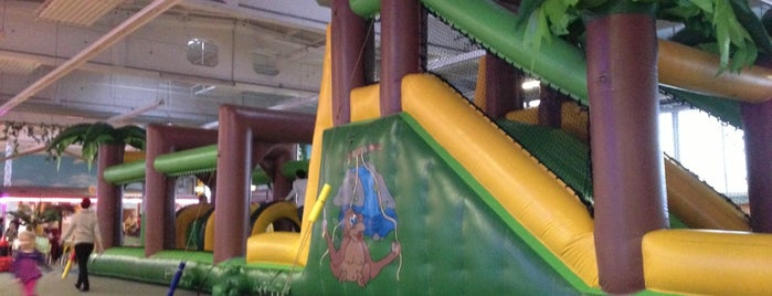 Bim & Boom Kinderspielland is one of Kinder Ausflug.