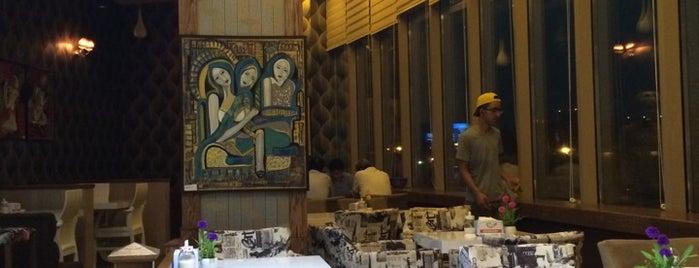 cafe madiba city center avm is one of AVM.