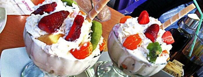 Heladería Sebastián is one of Food & Fun - Santiago de Chile.