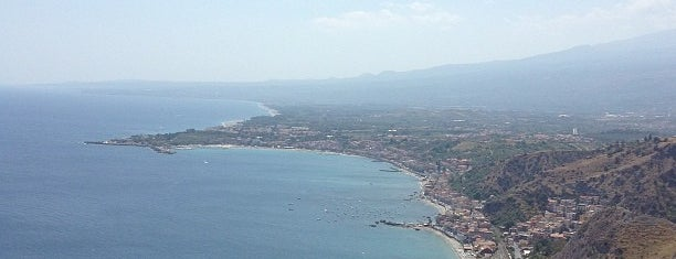 Taormina is one of South Italy.
