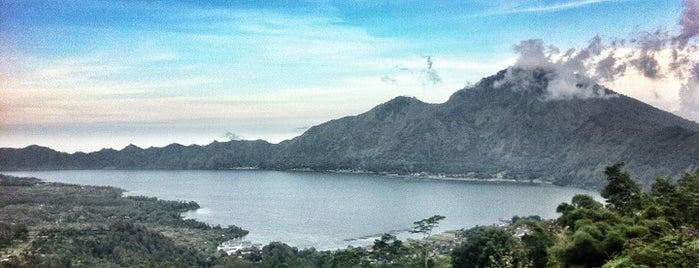 Kawasan Geopark Kaldera Gunung Api Dan Danau Batur is one of bali trip.