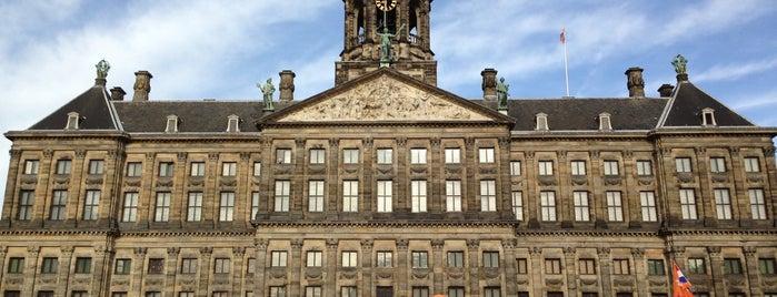 담 광장 is one of Amsterdam.