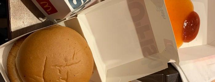 McDonald's is one of Danny : понравившиеся места.