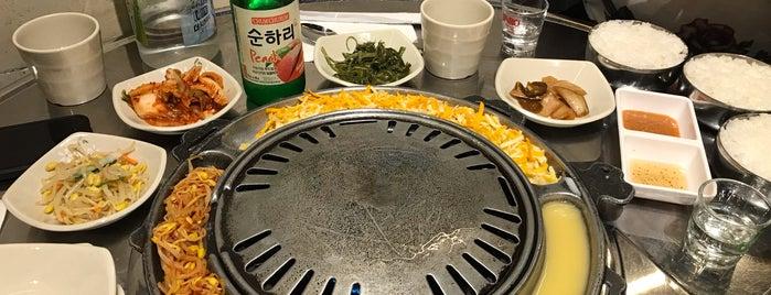 마포상회 is one of Dindin places.