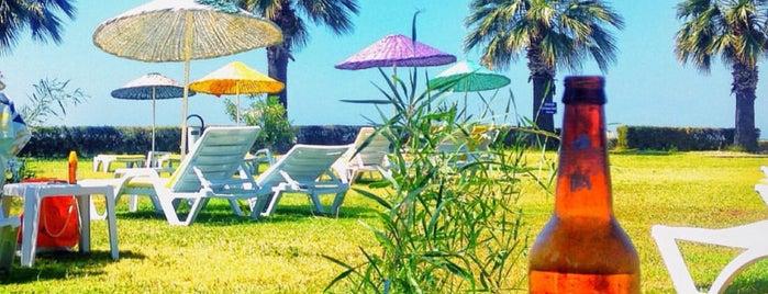 Antakya Sofrası Marca Beach Club is one of Gidilecek.