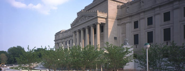 Brooklyn Museum is one of Architecture - Great architectural experiences NYC.