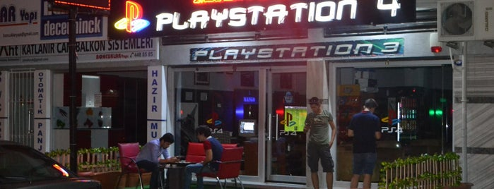MANGO PS4 is one of Yiğitcan 님이 좋아한 장소.