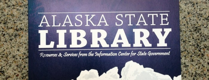 Juneau Public Library is one of Alaska.