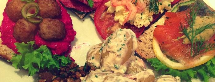 Scandinavian Kitchen is one of Eats: London.