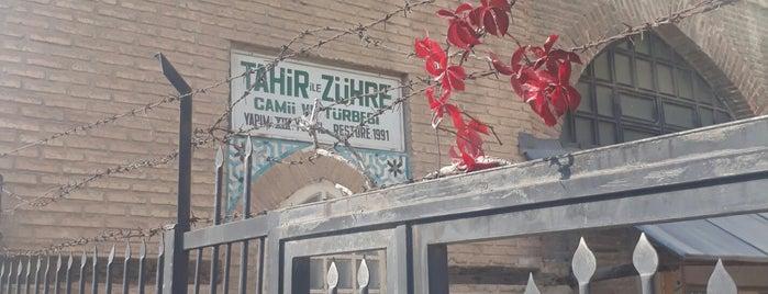 Tahir ile Zühre Camii ve Türbesi is one of Konya Meram Mescit ve Camileri.