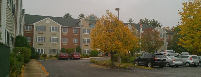 Homewood Suites by Hilton is one of Hilton Brand Properties I Have Stayed At.