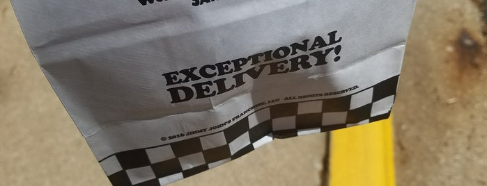 Jimmy John's is one of DrumCorps 2012.