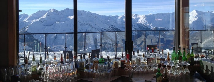 Eagle's Eye Restaurant is one of Beautiful Views.