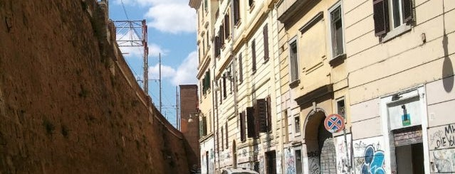 PortaPortese is one of Rome.