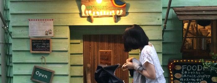 HATTIFNATT -吉祥寺のおうち- is one of 多摩地区お気に入りカフェ&レストラン.