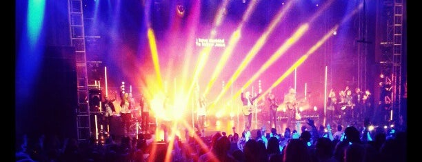 Hillsong Church is one of London.