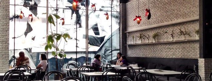 aLL Six To Twelve is one of Bangkok Gastronomy.