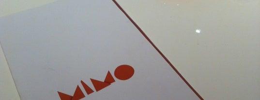 MIMO Restaurante is one of A 2 com Camila.