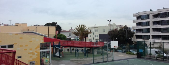 Helen Wills Playground is one of Kids SF.