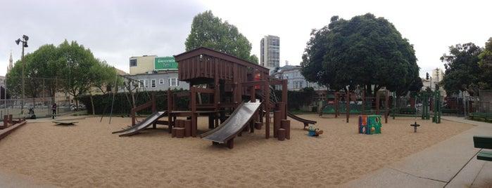 Joe DiMaggio Playground is one of San Francisco Bay.