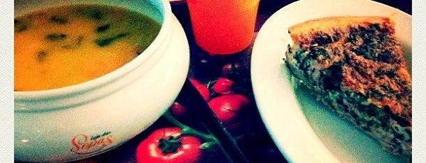 Loja das Sopas is one of Vegetarian.