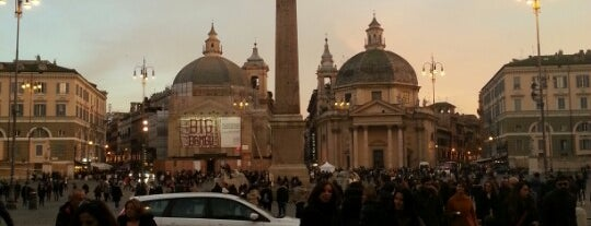 Piazza del Popolo is one of Eurotrip.