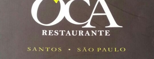 Oca Restaurante is one of Restaurantes.