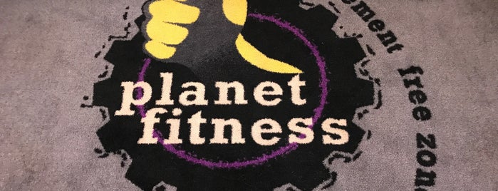 Planet Fitness is one of West to East XC trip.