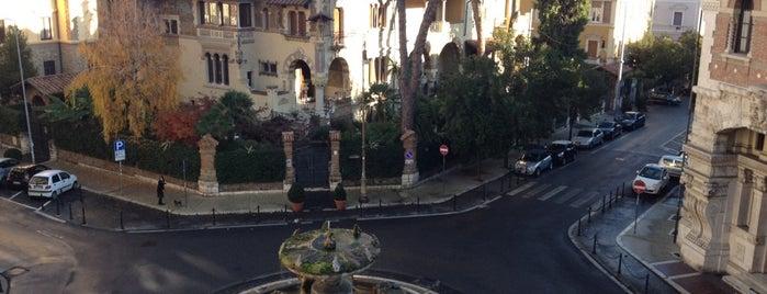 Fontana delle Rane is one of Supova in Roma.