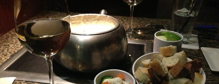 The Melting Pot is one of My Favorite Places.